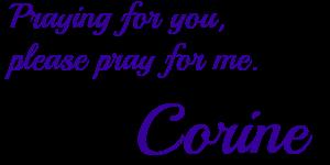 Corine-Signature