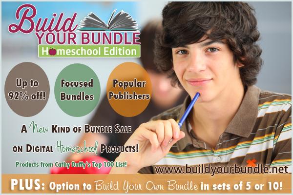 Build Your Bundle Homeschool Coupon Code