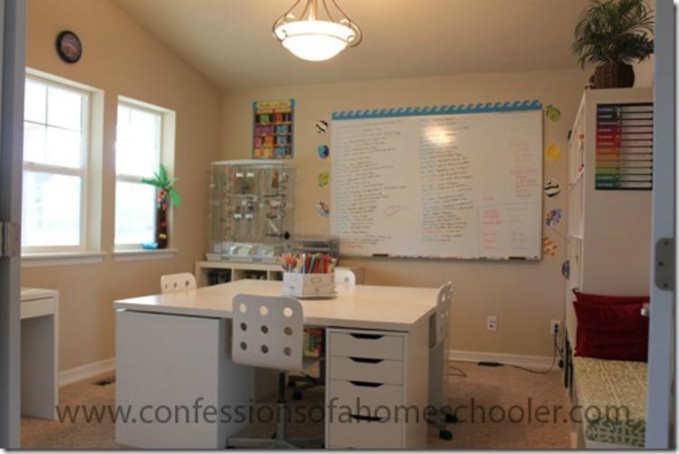 "The ""Where"" of Homeschool"