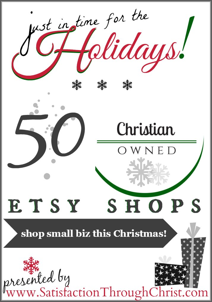 50 Christian-Owned Small Business Shops