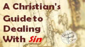 A Christian Guide to Dealing with Sin