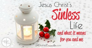 Jesus' Sinless Life fb