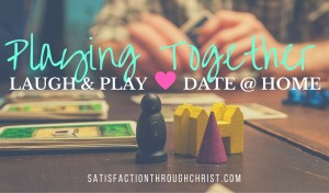 My husband and I love the chance to take a date night, but we also love dating at home! We're dishing on our favorite board games so you can try it too! From Shirley @ Satisfaction Through Christ