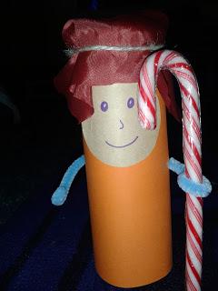 Shepherd Christmas Craft